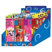 Trousse Magnétic 23 x 8,2 x 3,5 Cm Minnie Mickey Cars Frozen
