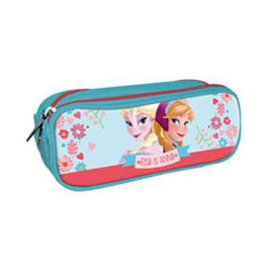 Trousse 2 Compartiments 23 Cm Frozen - Reine des Neiges