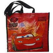 Shopping Bag Cars 38 x 38 x 13 Cm