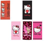 Serviette de bain Hello Kitty 75x150cm ( 8 ass )
