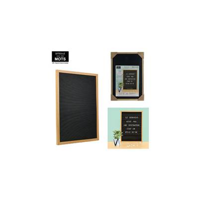 Letter Board 30x45 cm Cadre 150 Lettres