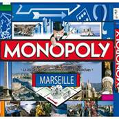Monopoly Edition Marseille