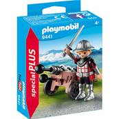 Playmobil Cavaliere avec Poney