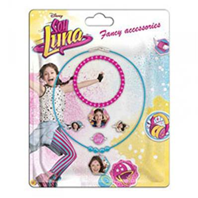 Blister Collier Soy Luna