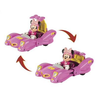 Vehicule Transformable Minnie