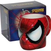 Mug  Spiderman 3D