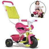 Tricycle Confort Rose