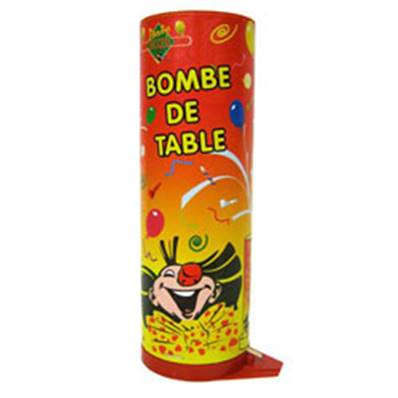 Bombe De Table 20 cm