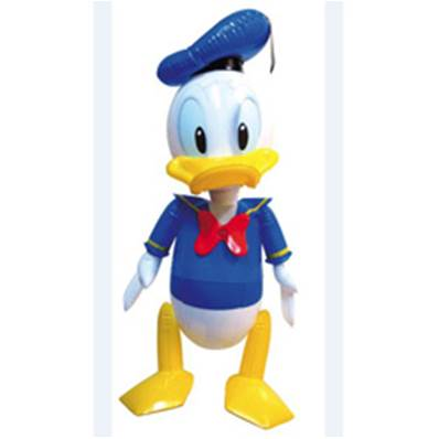 Gonflable Donald Duck