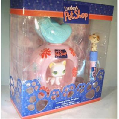 Flacon parfum + stick PET SHOP