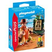 Playmobil Joueur de Foot & But