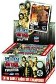 Sachet 6 cartes SLAM ATTAX EVOLUTION CATCH WWE