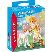 Playmobil Fee et Bebe Licorne