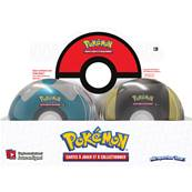 Pokeball (3 Boosters + Piece Pokemon)