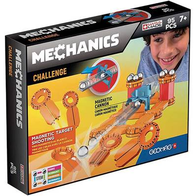 Mechanics - Challenge 95 Pcs