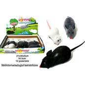 Animal Souris 16,5 Cm Rétrofriction