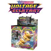 Booster Pokemon Epée & Bouclier 04 Voltage Eclatant