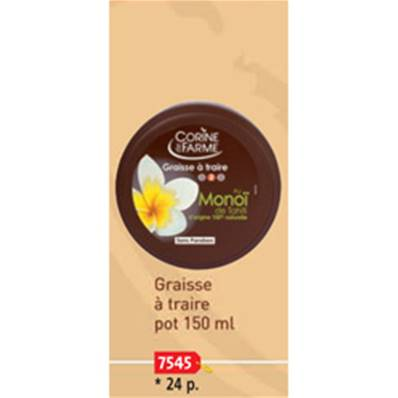 Graisse à Traire Pot 150 ml