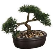 Bonsai Artificiel Pot Ceramique