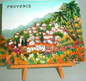 Tableau Chevalet Provence PM