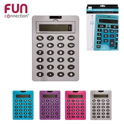 Calculatrice Géante