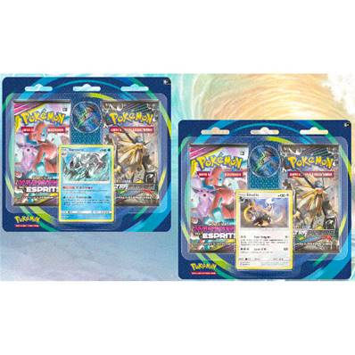 Blister Pokemon 2 Boosters