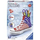Puzzle 3D American Style