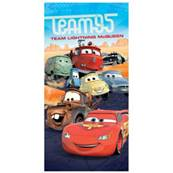Serviette Cars 70 x 140