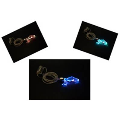 Blister Collier Led Transparent
