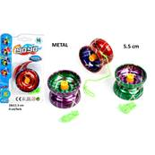 Blister Yoyo Metal