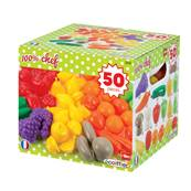 Pack 50 fruits et legumes