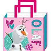 Shopping Bag 38 x 38 x 12 Cm Frozen - Reine des Neiges