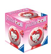 Puzzle Ball HELLO KITTY 60 P.  (modèle assortis)