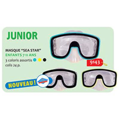 Masque Junior Sea Star