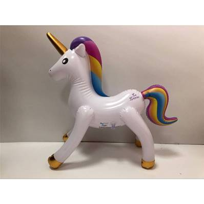 Gonflable Licorne