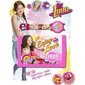 Set Portefeuille + Montre Soy Luna