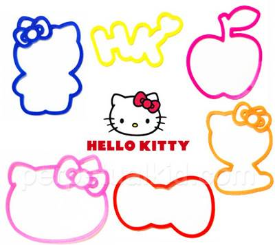 Bands Hello Kitty ( sachet de 12)