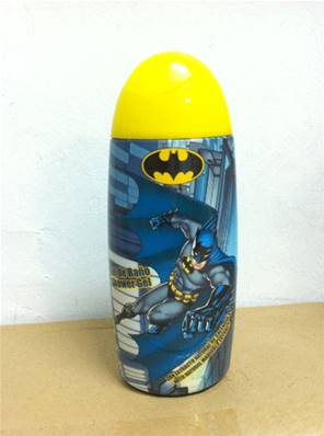 Gel Douche BATMAN 300 ml
