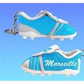 Porte Cles Chaussure Foot Marseille