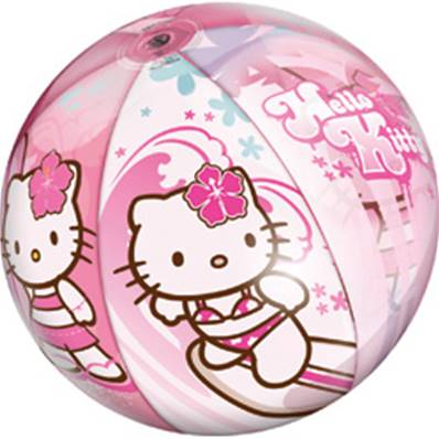 Ballon Gonflable Hello Kitty 50 Cm