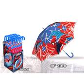 Parapluie Automatique 48cm Spiderman